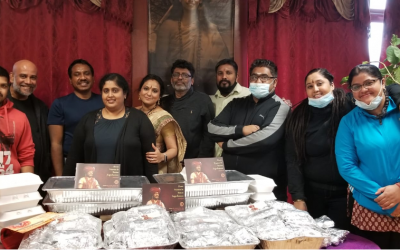 Non-Perishable Food Drive by Kailasa in Canada – Toronto