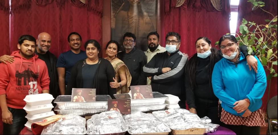 Non-Perishable Food Drive by Kailasa in Canada – Toronto